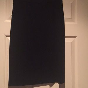 Exclusively Misook Size S Black Skirt.